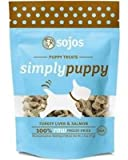 Sojos Simply Puppy Treats, Turkey Salmon, 2.5-Ounce Review