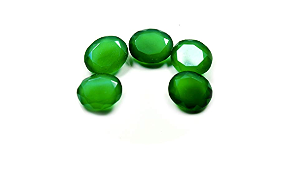 Details about  /Lovely Lot Natural Green Onyx 4x6 mm Oval Faceted Cut Loose Gemstone
