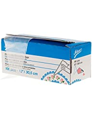 Ateco 4712 Disposable Decorating Bags, 12-Inch, Pack of 100