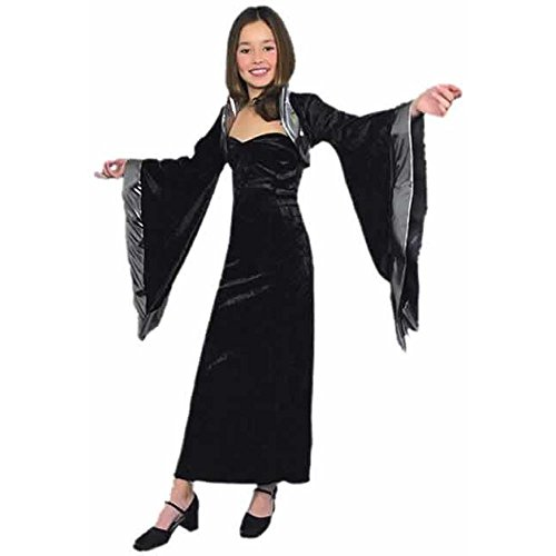 Child Gothic Sorceress Costume X-Large 12-14