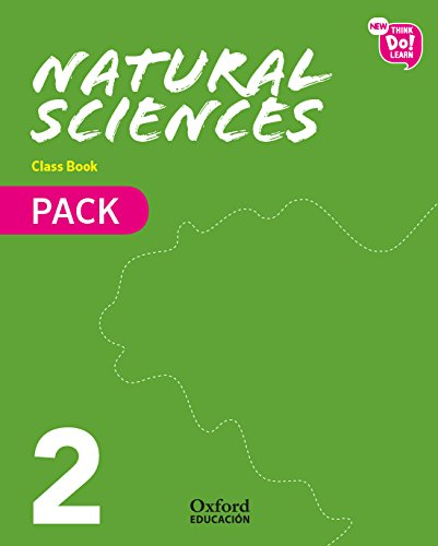 New Think Do Learn Natural Sciences 2. Class Book + Stories Pack (Madrid)