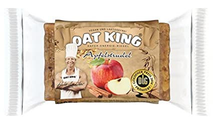 Oat King Energy Bar Avena cerrojo langkettige hidratos de carbono ...