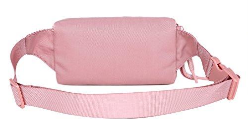 Polka S029f 521s Divertente Cm Fashion Marsupio Rosa Una Carina 20x6x11 Millenario E Dots Borsa xqfxzPrwY