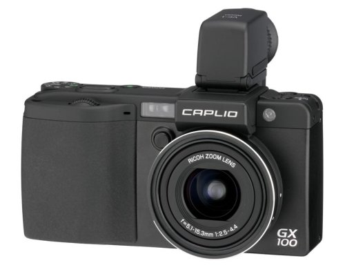 Caplio GX100 VF KITのサムネイル画像