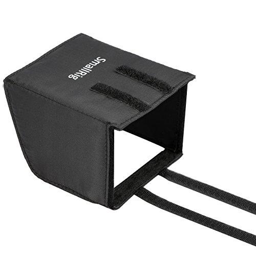 SmallRig C200 Sun Hood with magic fasteners for Canon EOS C200 EF Cinema Camera Monitor, Nylon - 2085