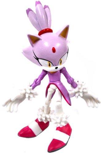 Sonic LOOSE Action Figure Blaze the - Cat Blaze