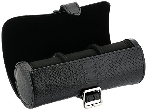 WOLF 462820 Leather Lizard Watch Case by WOLF (Image #4)