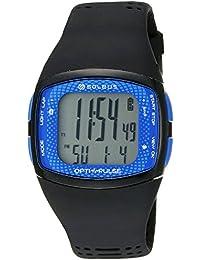 'Soleus Pulse Rhythm BLE' Quartz Blue Fitness Watch (Model: SH011-040)