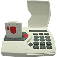 Future Call 2 Way Talking SOS Pendant Phone With Man Down Function