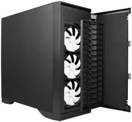 Antec 120mm Case Fan High Airflow 53 CFM @ 1000 RPM Lotus Series 120mm 5 Packs 3-pin