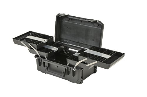 SKB 3i-2011-7B-TR Tool Tech Box Pull Out Trays with Wheels