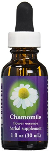 Flower Essence Services Fes Quintessentials Dropper, Chamomile Supplement, 1 Ounce by Flower Essence Services