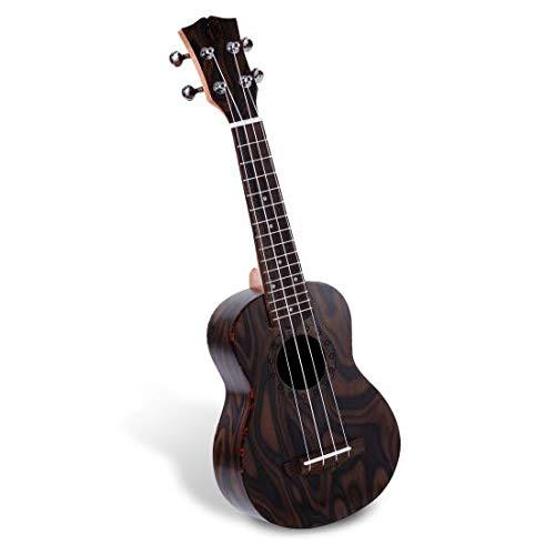 Solid Wood Mahogany Soprano