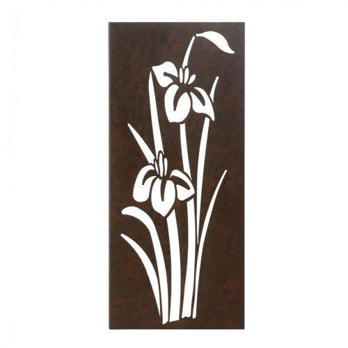 KOEHLER Iris in Bloom Wall Art
