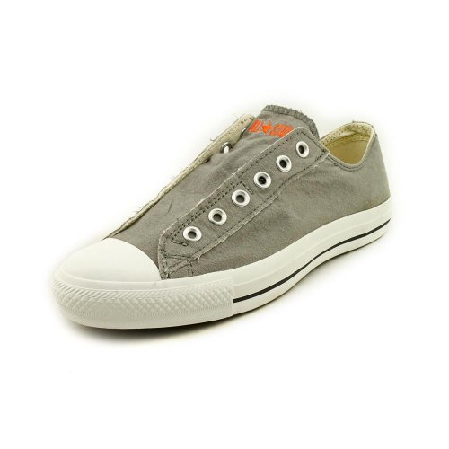 Converse Chuck Taylor All Star Slip, Charcoal/Spicy Orange, Men