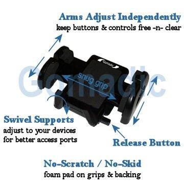 Sony Cyber-shot DSC-P100/LJ Car Bean Bag Dash & Windshield Holder - Gomadic Brand