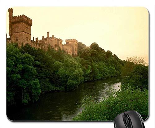 Ireland Lismore Castle - BGLKCS Lismore Castle Ireland Mouse Pad, Mousepad (Ancient Mouse Pad)