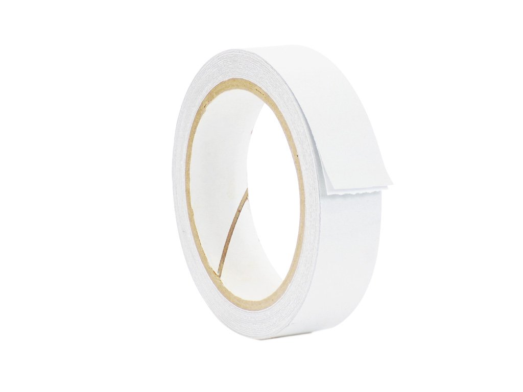 WOD REF-7 Silver/White Engineering Grade Retro Reflective Tape (Available in Multiple Colors and Sizes): 6 in. wide x 30 ft. length