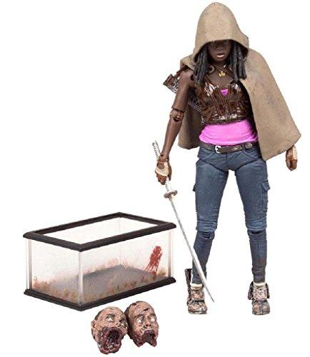 """AMC TV the Walking Dead Series 6 Michonne 5"""" Action Figure"""