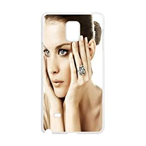 Samsung Galaxy Note 4 Cell Phone Case White Liv Tyler VIU176410