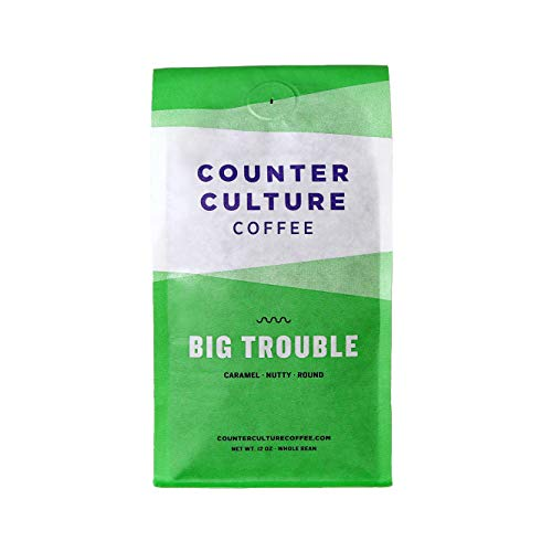 Counter Culture Coffee - Big Trouble - 12 oz Whole Bean (Durham Soma Nc)