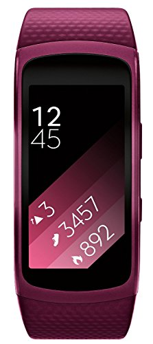 Click to buy Samsung Gear Fit2 SmartWatch (Small), Pink (Certified Refurbished) - From only $129.99
