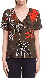 Camiseta Estampada, Forum, Feminino
