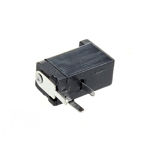 UXOXAS DC-002 3.5-1.1mm DC Power Seat Needle 1.1 Power Seat Power Outlet 3-Pin(50pcs)