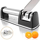 ArtDeHome Knife Sharpener for Your Kitchen - Reliable Ergonomic Knives Sharpener for Professional Results