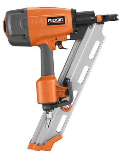 Ridgid R350CHA 21158 3-1/2-Inch Clipped Head Framing Nailer - Power ...