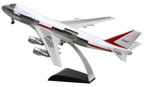 Dragon Models Boeing 747-100 Maiden Flight City of Everett Kit, 1:144 Scale