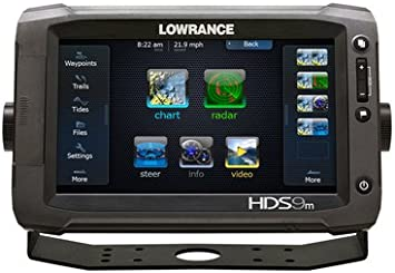 Lowrance 000-10768-002 Marine navegadores HDS-9M Gen2 Touch