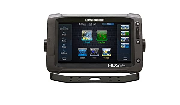 Lowrance 000-10768-002 Marine navegadores HDS-9M Gen2 Touch ...