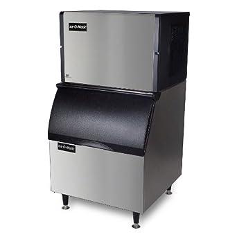 ice o matic ice0400fa b40ps 505 lb 30 air cooled full - Ice O Matic Ice Machine