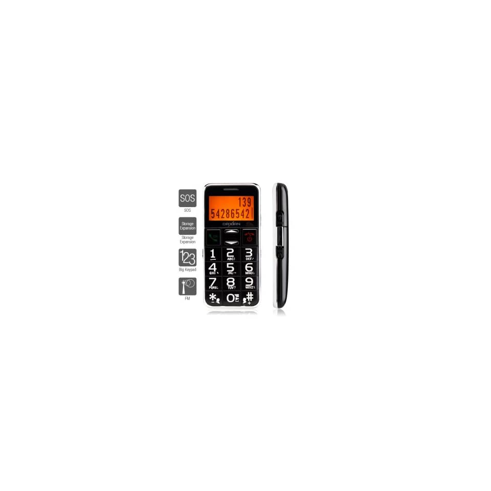 Senior Citizen   1.8 Inch Bar Phone (FM  Player)