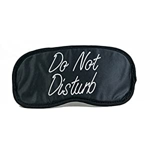 Luxury Sleep Mask by SoothingDreams | Comfortable And Adjustable With Ear Plugs And Silk DrawString Pouch | Unique Design For The Classy