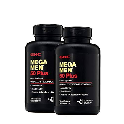 GNC Mega Men 50 Plus - Twin Pack