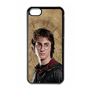 Harry Potter iPhone 5c Cell Phone Case Black dno yuff