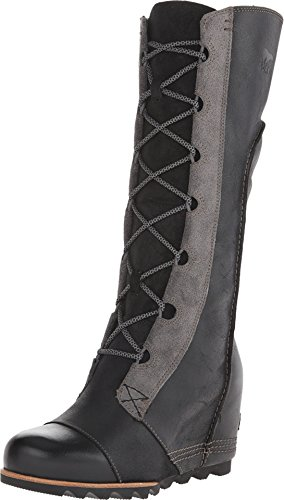 Women's SOREL 'Cate the Great' Waterproof Wedge Boot, Size 8