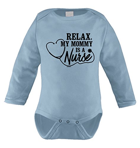 Relax Mommy Infant Sleeve Bodysuit