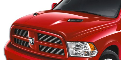 Duraflex Replacement for 2009-2018 Dodge Ram 1500 MP-R Hood - 1 Piece
