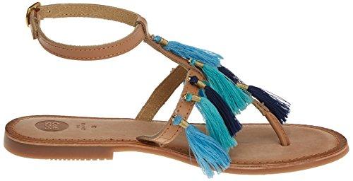 Mujer Amenti Azul Gioseppo Para Sandalias dtTxqw4