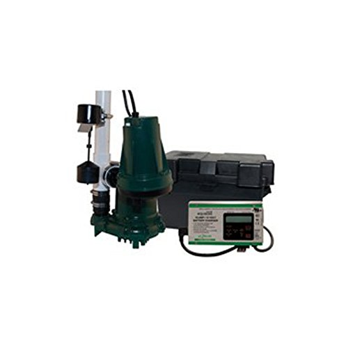 Zoeller-508-0007-Aquanot-508-ProPak98-Preassembled-Sump-Pump-System-with-Battery-Back-Up