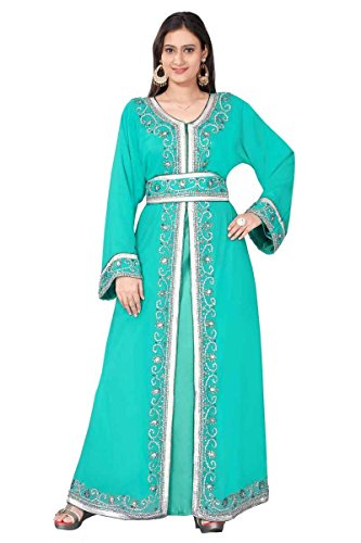 moroccan takchita dress - 7