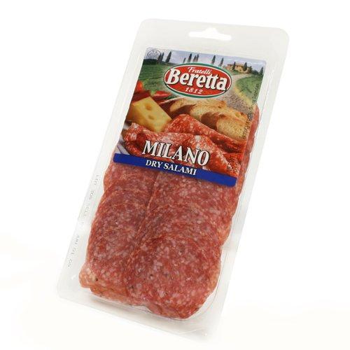 - Milano Salami by Beretta - Sliced (3 ounce)
