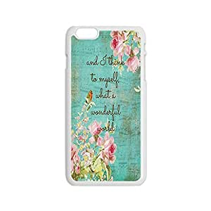 Custom Personalized Vital Design Hard Plastic Case Back Cover Case Bible Verse for iPhone 6 4.7 by ruishername