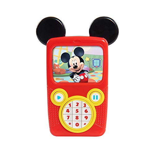 Mickey Mouse Clubhouse Cell Phone (Mickey Mouse Cell Phone)