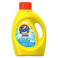 Tide Simply Clean & Fresh Liquid Laundry Detergent Breeze 40oz