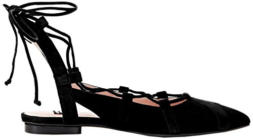 Gladiator Sandali black Nero 6018 Moschino Boutique Donna 8006 xAqSpB