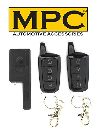 MPC EVO-Remote-4 2-Way Antenna & Remote Upgrade Kit for Fortin EVO-All & EVO-ONE